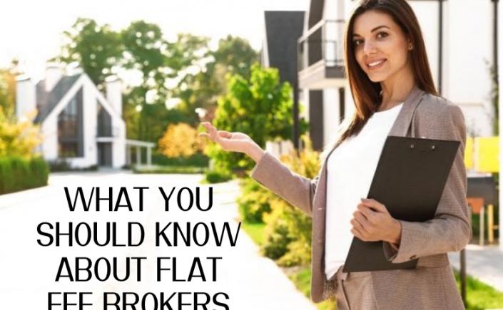 Flat Fee Brokers